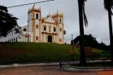 Chuch in Olinda Brazil